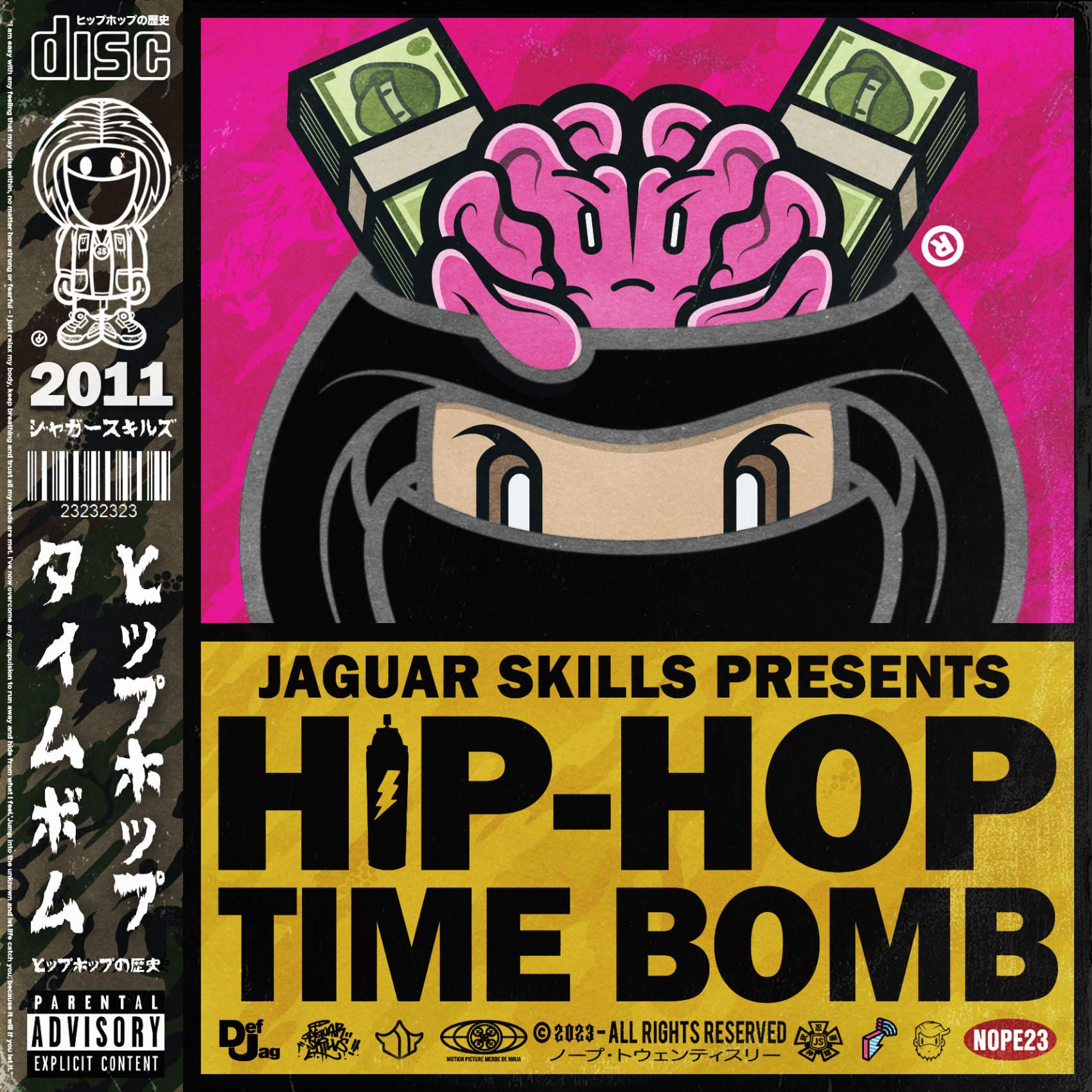 Jaguar Skills Hip-Hop Time Bomb : 2011