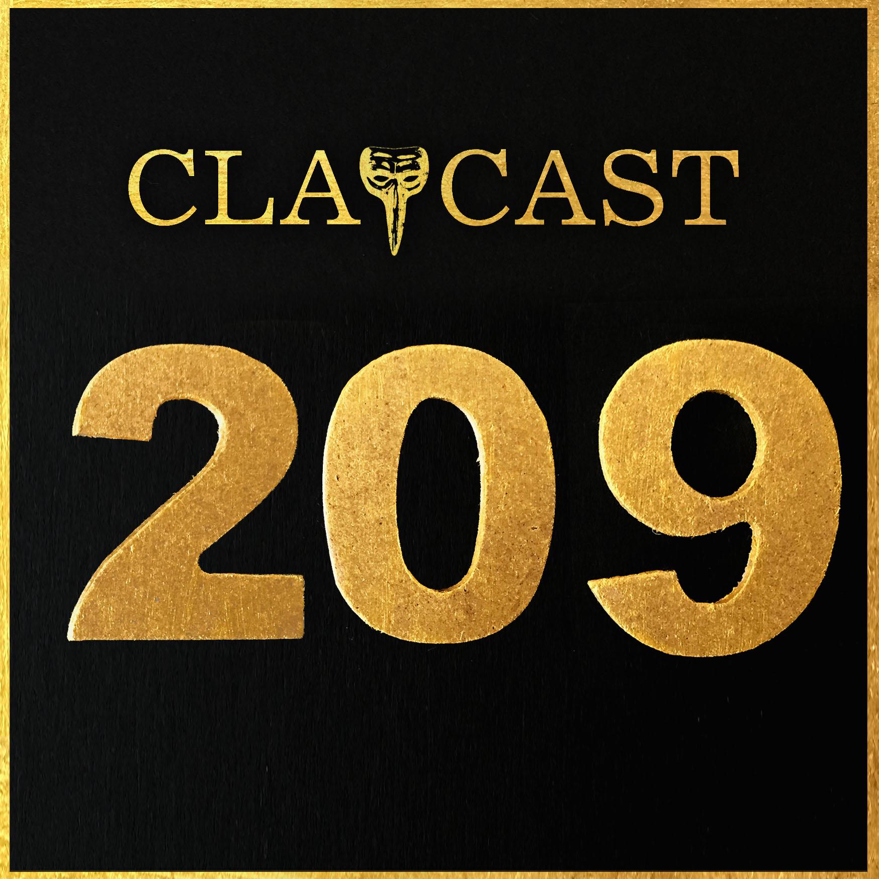 Clapcast 209