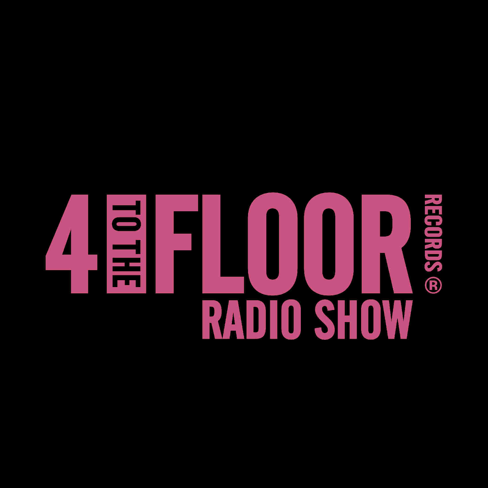4 To The Floor Radio Show Ep 12 presented by Seamus Haji
