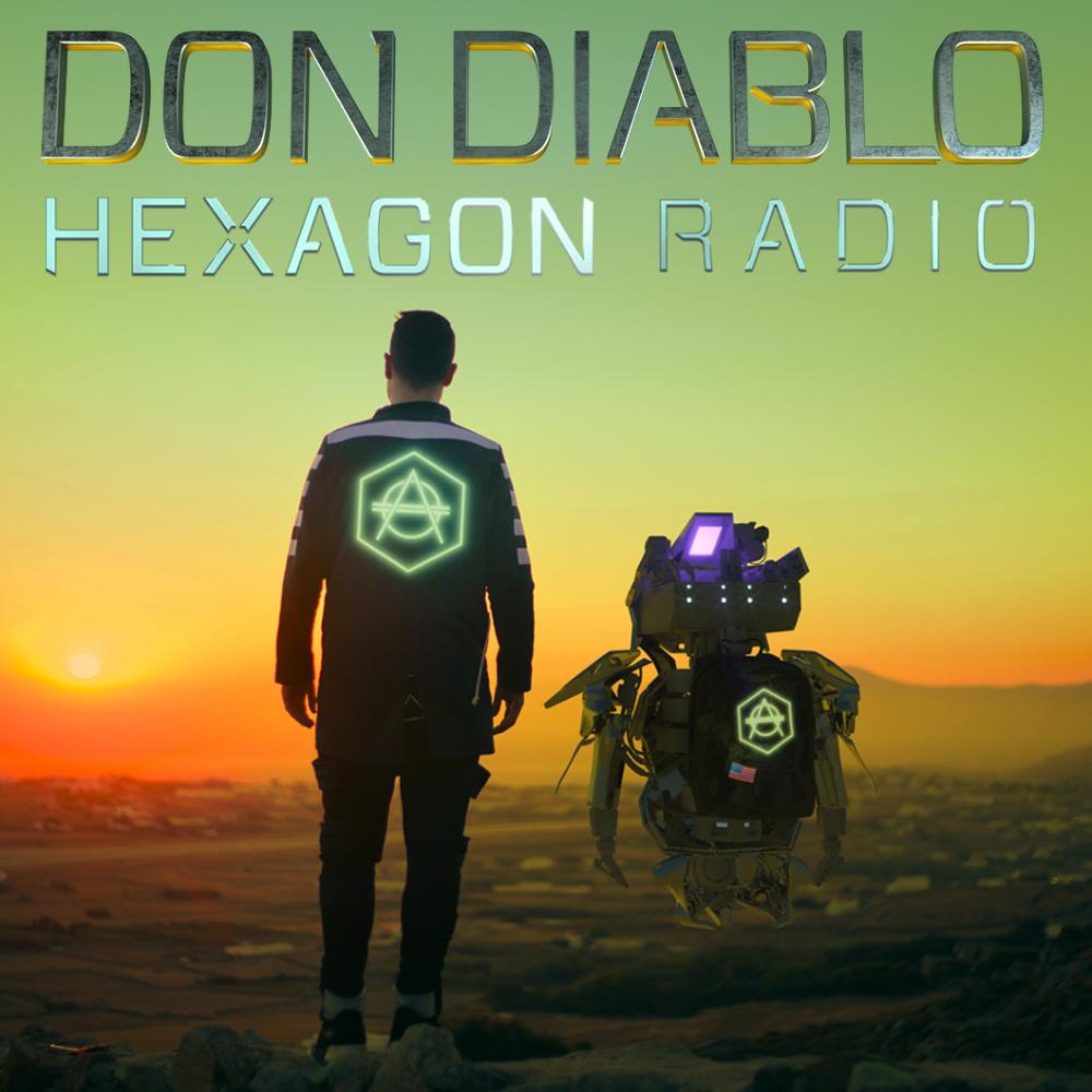 Don Diablo Hexagon Radio Episode 164
