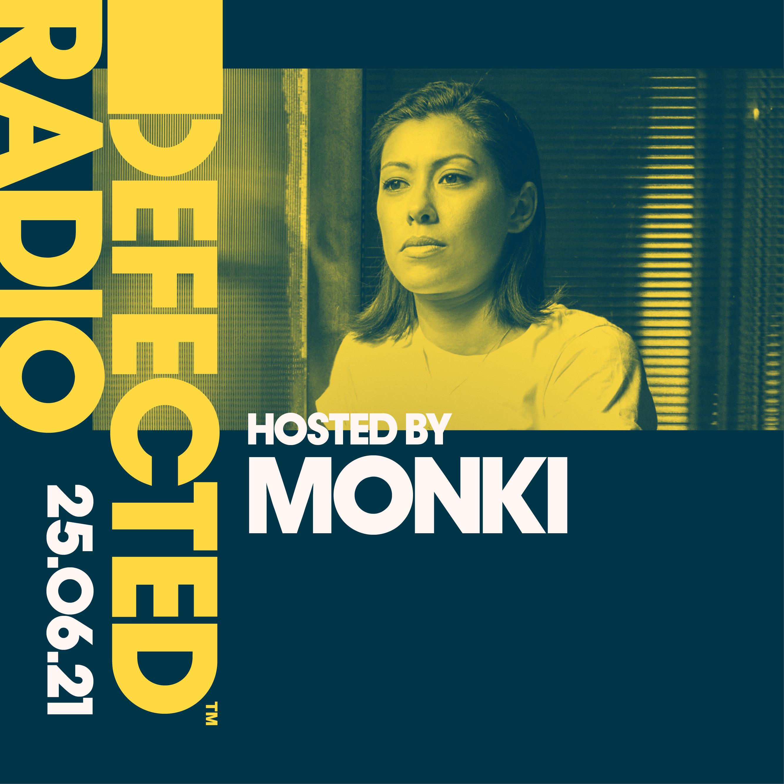 Defected Radio 25.06.21 with Monki