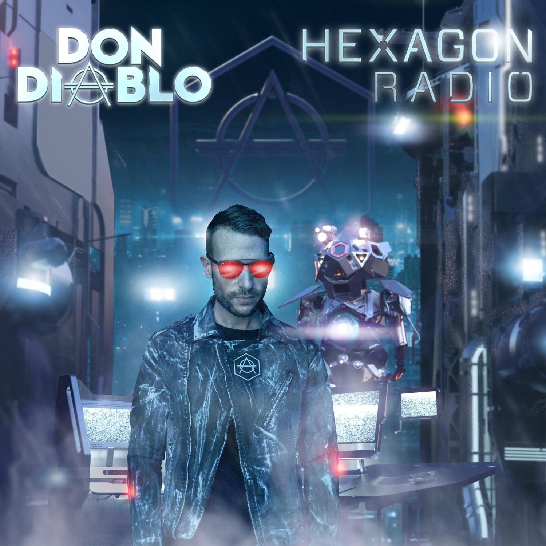 <![CDATA[Don Diablo Presents Hexagon Radio]]>