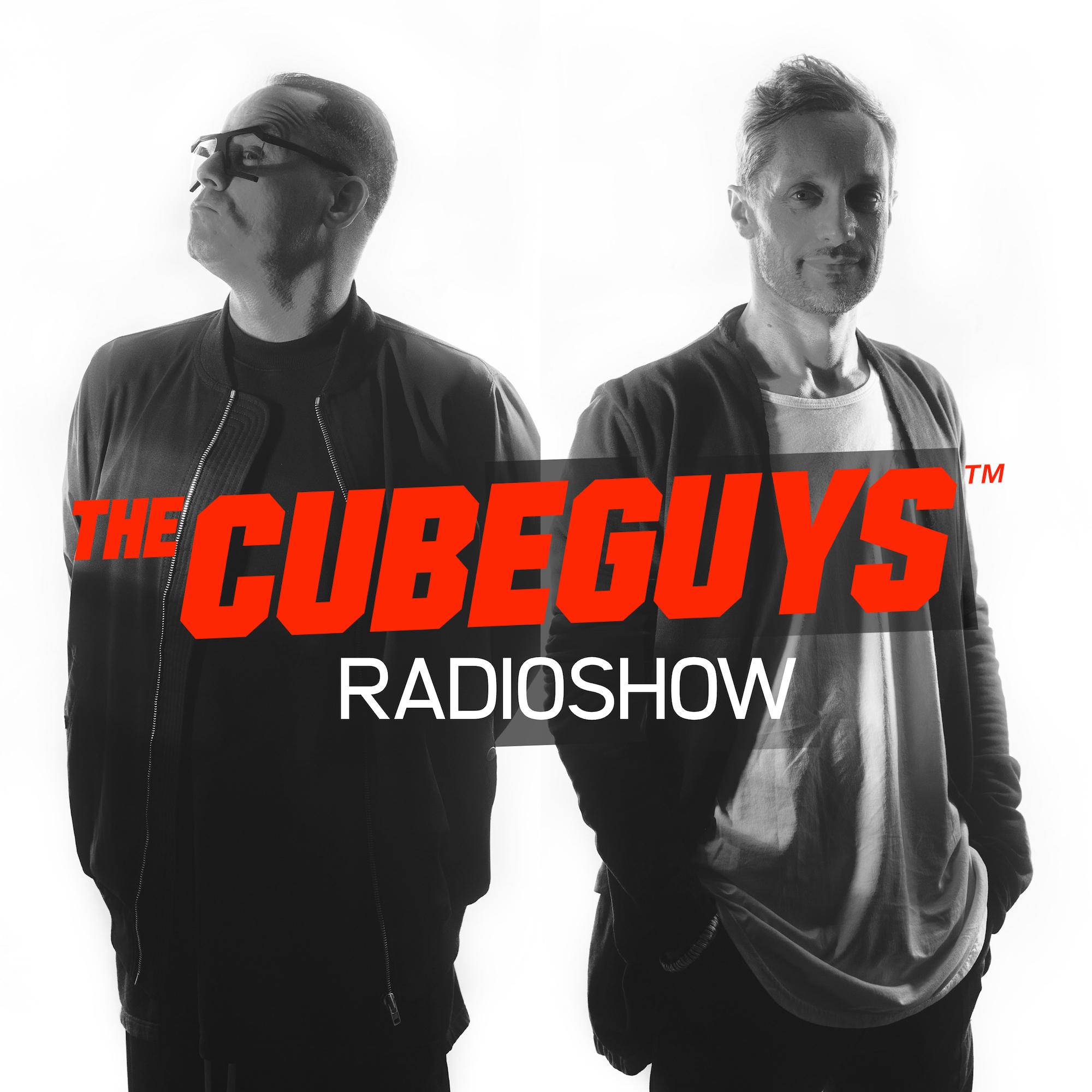 The Cube Guys Radio Show - April 2019