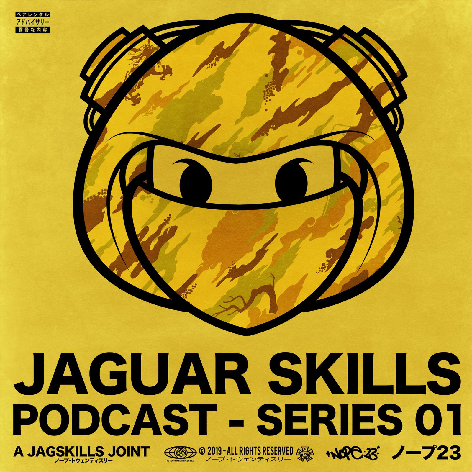 Jaguar Skills Super Mix on Apple Podcasts